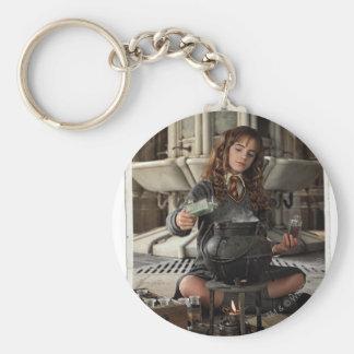 Hermione 20 keychain