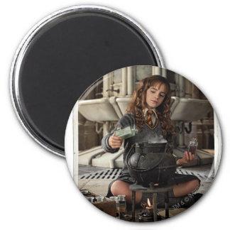 Hermione 20 2 inch round magnet