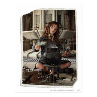 Hermione 20 postal