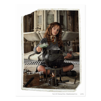 Hermione 20 post card