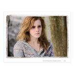 Hermione 2 postcard