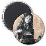 Hermione 7 iman para frigorífico