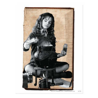 Hermione 7 postcard