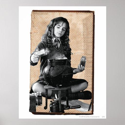 Hermione 7 print