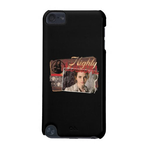 Hermione 8 iPod touch 5G cases