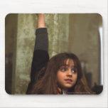 Hermione aumenta su mano tapetes de ratón