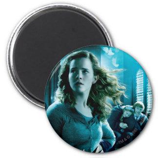 Hermione Granger 3 Fridge Magnets