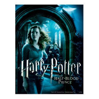 Hermione Granger 3 Post Cards