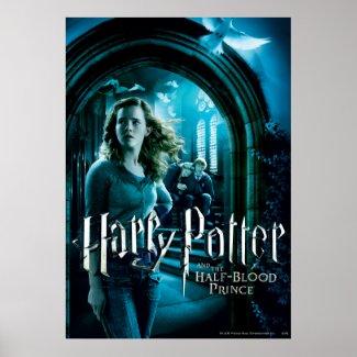 Hermione Granger 3 print