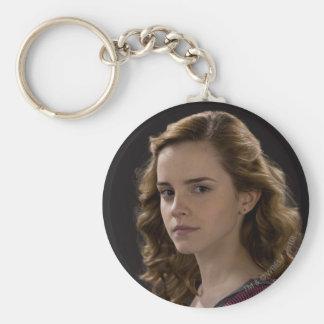 Hermione Granger 4 Llavero Redondo Tipo Pin