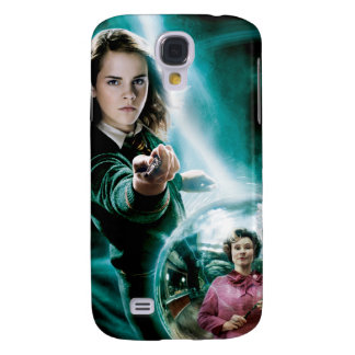 Hermione Granger and Professor Umbridge Galaxy S4 Cover