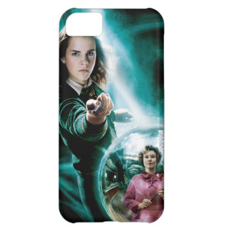 Hermione Granger and Professor Umbridge iPhone 5C Cases