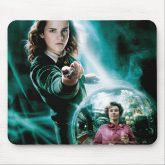 Hermione Granger and Professor Umbridge Mouse Pad