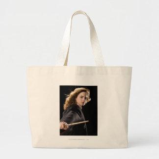 Hermione Granger listo para la acción Bolsa De Mano