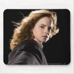 Hermione Granger listo para la acción Tapetes De Ratones