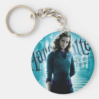 Hermione Granger Llavero Redondo Tipo Pin