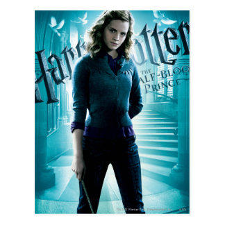 Hermione Granger Postcard