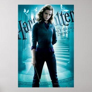 Hermione Granger print