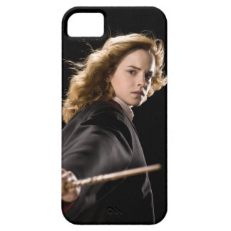 Hermione Granger Ready For Action iPhone 5 Cases