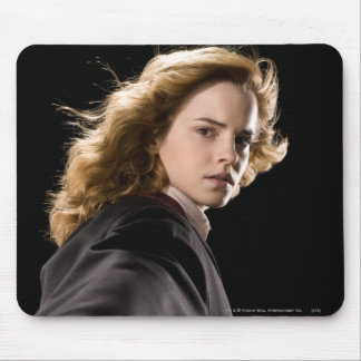 Hermione Granger Ready For Action Mouse Pad