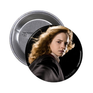 Hermione Granger Ready For Action Pinback Button