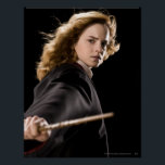 "Hermione Granger Ready For Action Poster<br><div class=""desc"">Half Blood Prince</div>"