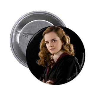 Hermione Granger Scholarly Pinback Button