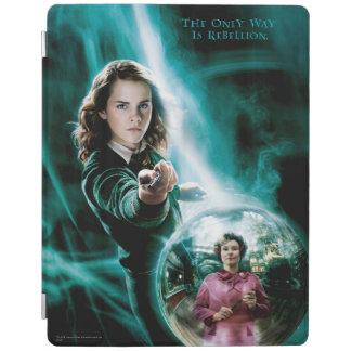 Hermione Granger y profesor Umbridge Cubierta De iPad