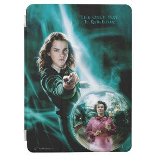 Hermione Granger y profesor Umbridge Cubierta De iPad Air