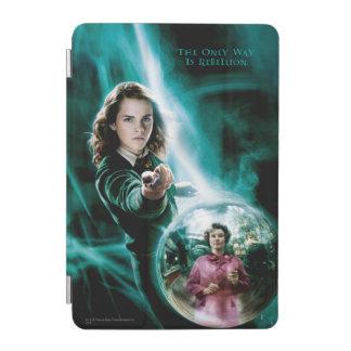 Hermione Granger y profesor Umbridge Cubierta De iPad Mini