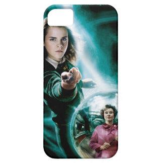 Hermione Granger y profesor Umbridge iPhone 5 Funda