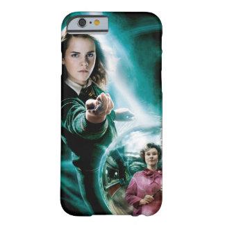Hermione Granger y profesor Umbridge Funda De iPhone 6 Barely There