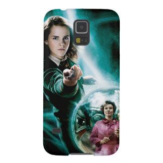 Hermione Granger y profesor Umbridge Carcasa De Galaxy S5