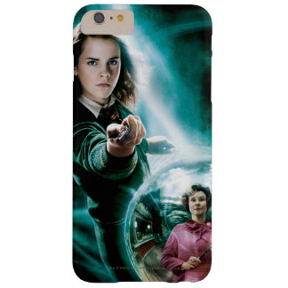 Hermione Granger y profesor Umbridge Funda De iPhone 6 Plus Barely There