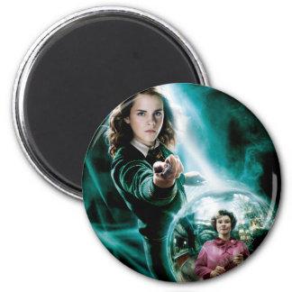 Hermione Granger y profesor Umbridge Imanes