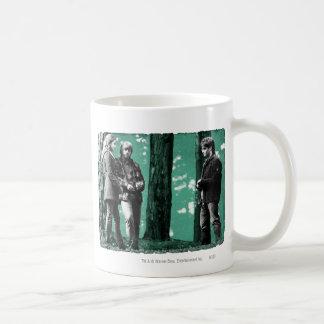 Hermione, Ron, and Harry 1 Coffee Mug