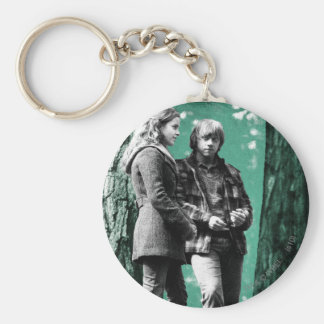 Hermione, Ron, and Harry 1 Keychain