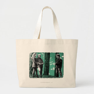 Hermione, Ron, and Harry 1 Large Tote Bag