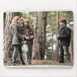 Hermione, Ron, y Harry 2 Alfombrilla De Ratón