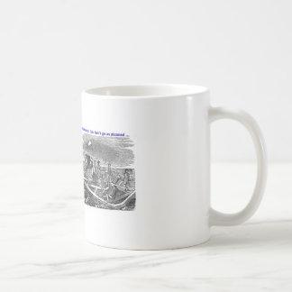 Hermiones First Date Coffee Mug