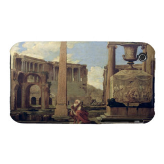 Hermit among the Ruins iPhone 3 Case-Mate Cases
