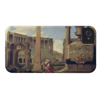 Hermit among the Ruins Case-Mate iPhone 4 Case