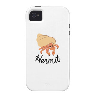 Hermit Vibe iPhone 4 Cover