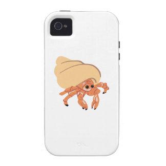 Hermit Crab iPhone 4/4S Cases