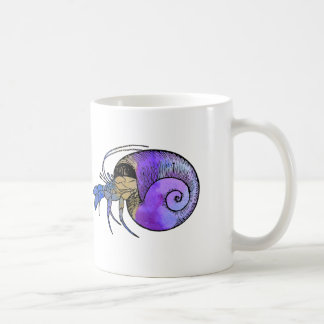 Hermit Crab Coffee Mug