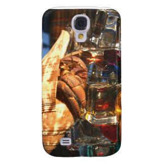 Hermit Crab on Ice Cubes Samsung Galaxy S4 Case