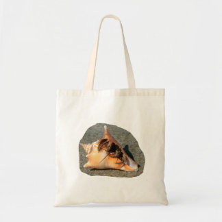 Hermit Crab on Sand Coming out of shell Tote Bag