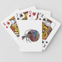 Hermit Crab Playing Cards