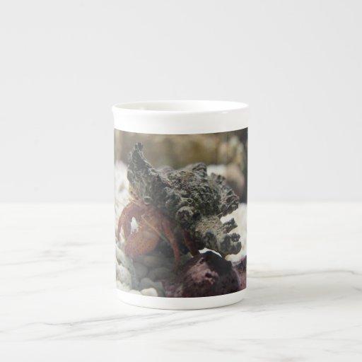 Hermit Crab Tea Cup