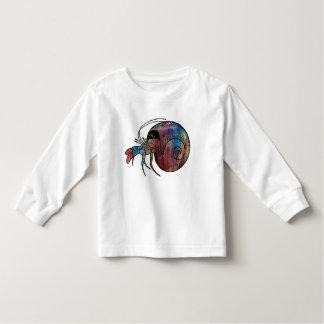 Hermit Crab Toddler T-shirt